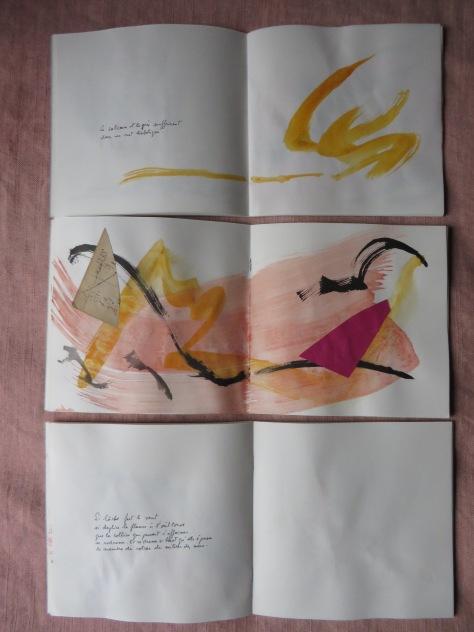 Yves Bergeret, Colline en feu, 3