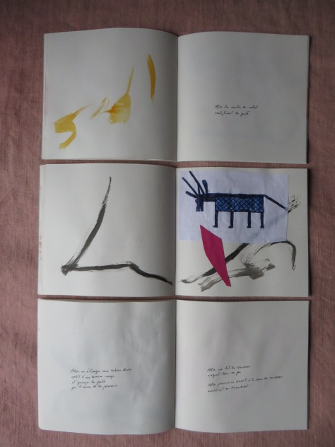 Yves Bergeret, Colline en feu, 4