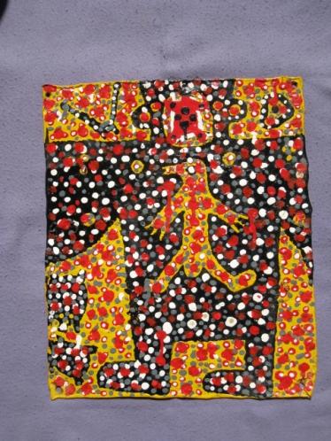 Peinture de Soumaila Goco Tamboura