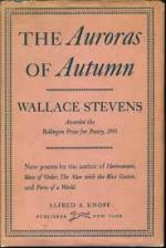 Aurore d'autunno