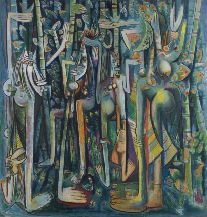 wifredo-lam-the-jungle-1943