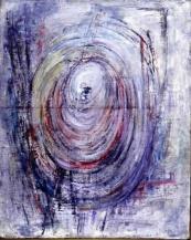 Otto Wols, Le tourbillon, 1947